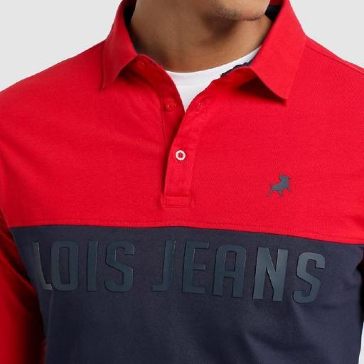 Lois Jeans Polo FIRE LOE 117636 [2]