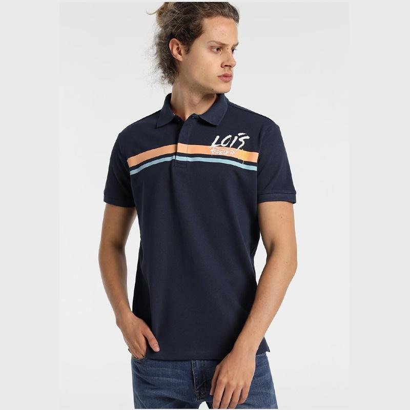Lois Jeans Polo Ayco Selfie 121574