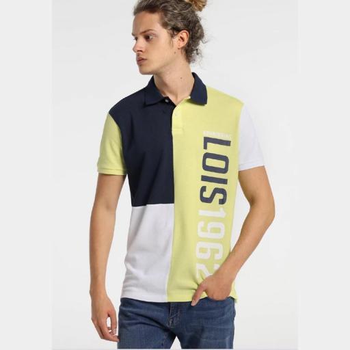 Lois Jeans Polo Rhodes Neto121578