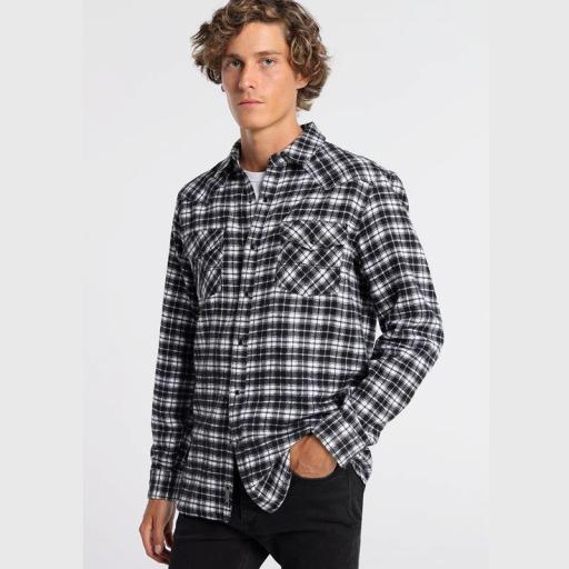 Lois Jeans Camisa hombre Edison Lineo 144693329