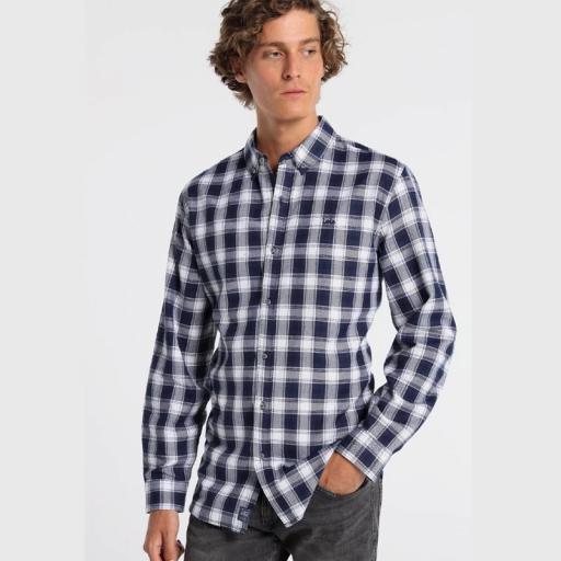 Lois Jeans Camisa Napoleón Arlequín 144703340