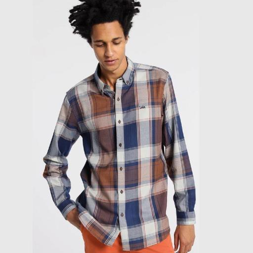Lois Jeans Camisa Hombre Saint Baie 144713417