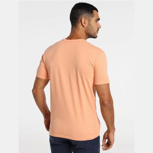 Lois Jeans Camiseta Fiesta Flix Coral 15638-3447 [1]