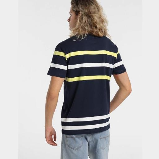 Lois Jeans Camiseta Barbaro Hunky 121617 [1]