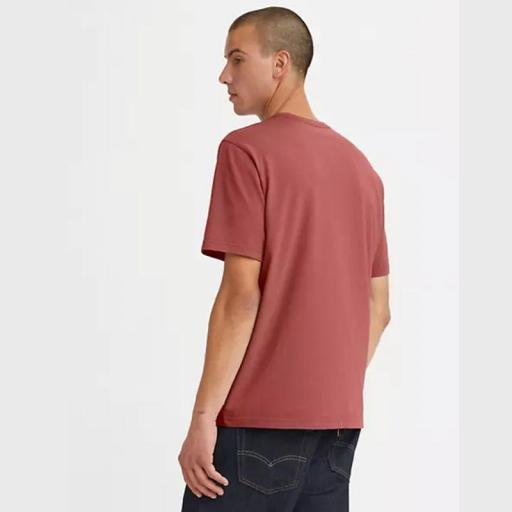 Levi's Relaxed Fit Tee Marsala 16143 0318. Camiseta hombre [1]