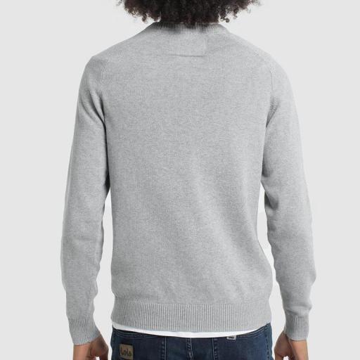 Lois Jeans Jersey Sapel Corfú gris [1]