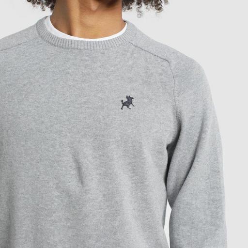 Lois Jeans Jersey Sapel Corfú gris [2]