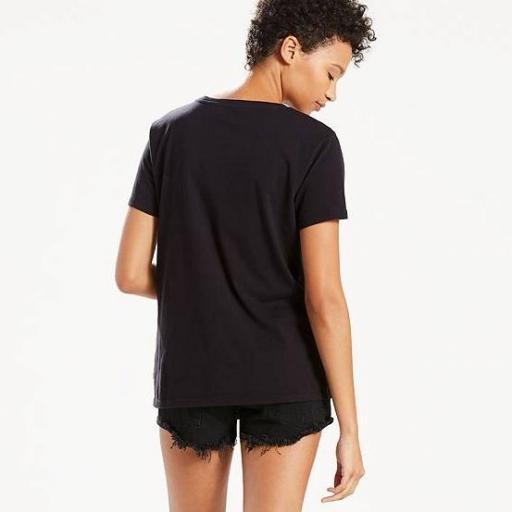 Levi's ® Women's Logo Perfect T-Shirt 17369 0201. Camiseta mujer [2]
