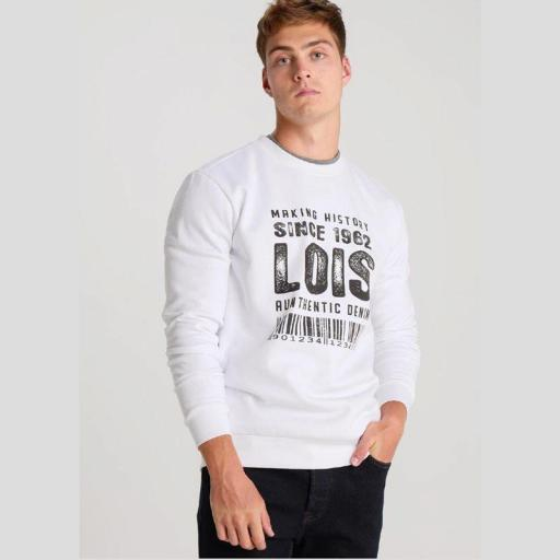 Lois Jeans Sudadera Clutha Potter 119654