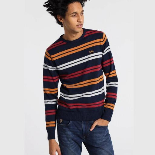 Lois Jeans Jersey Connery Show 176283415