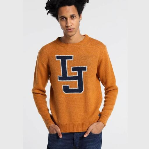 Lois Jeans Jersey Campus Oro 176183348