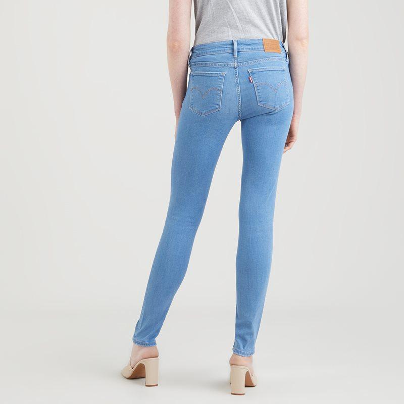 Levi's 711 Skinny Jeans Rio Tempo 18881-0601.Vaquero mujer