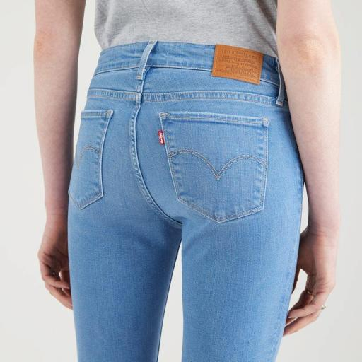 Levi's 711 Skinny Jeans Rio Tempo 18881-0601.Vaquero mujer [1]