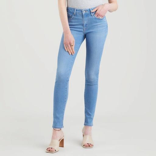 Levi's 711 Skinny Jeans Rio Tempo 18881-0601.Vaquero mujer [2]