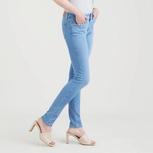 Levi's 711 Skinny Jeans Rio Tempo 18881-0601.Vaquero mujer [3]