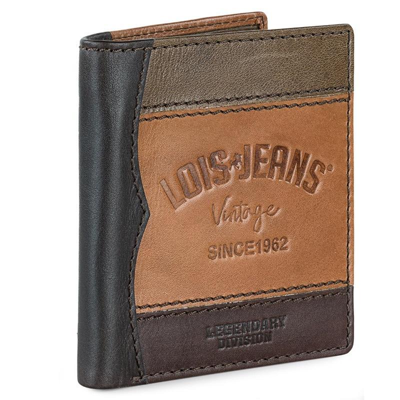 Lois Jeans Billetero para hombre Corsan 203206-01