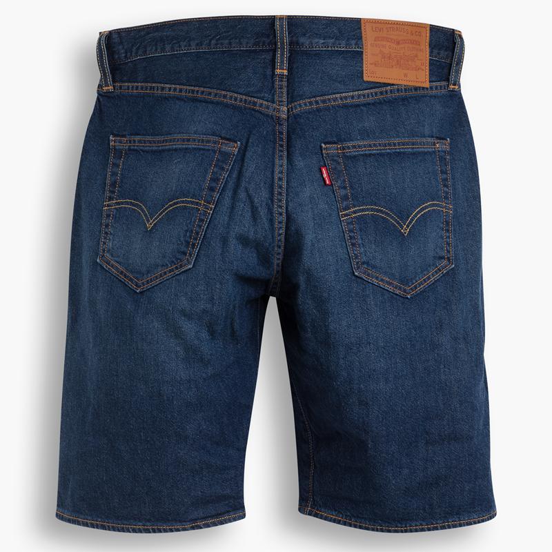 Levi's 501 Hemmed Shorts 36512-0092. Vaquero corto