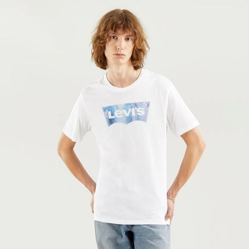 Levi's Housemarked Graphic Tee 224890343. Camiseta hombre [0]