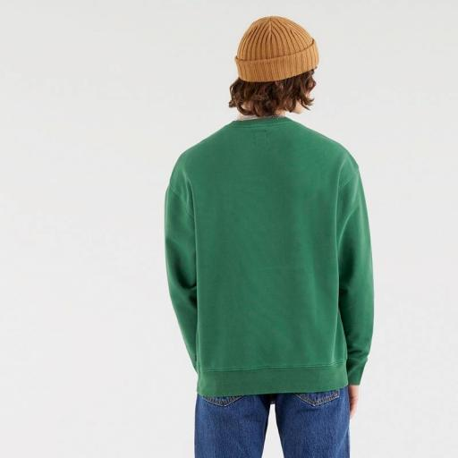 Levi's Relaxed Graphic Fleece Forest Biome 38712-0014. Sudadera hombre [1]