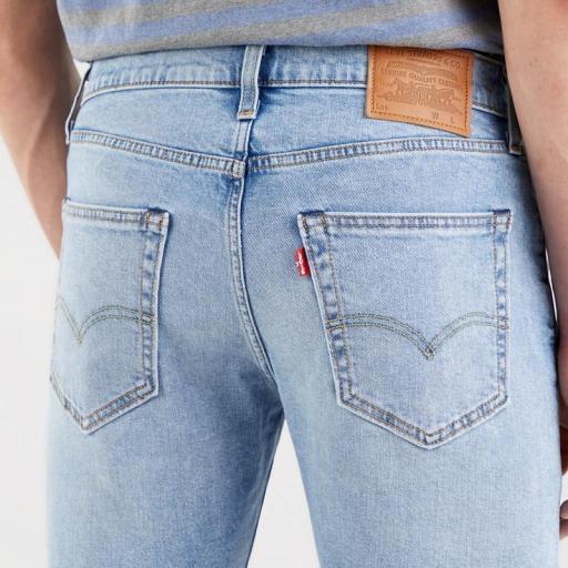 Levi's 412 Slim Shorts Whenever Wherever 39387-0019. Vaquero corto hombre [3]