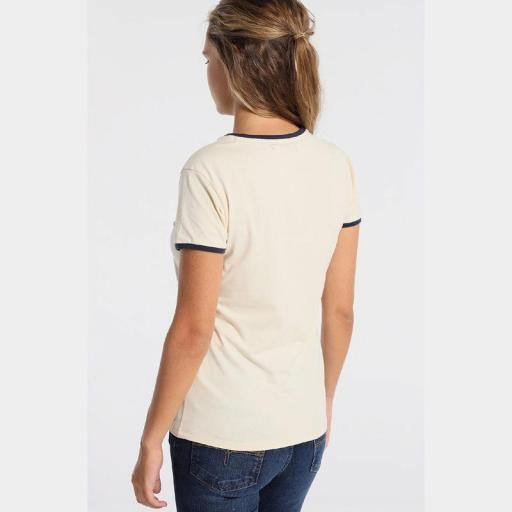 Lois Jeans Camiseta Mujer Must Have 420472094 [1]