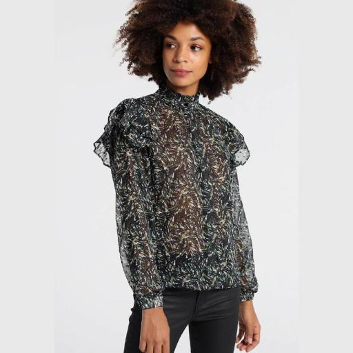 Lois Jeans Camisa Mujer Candy Selva 430852680