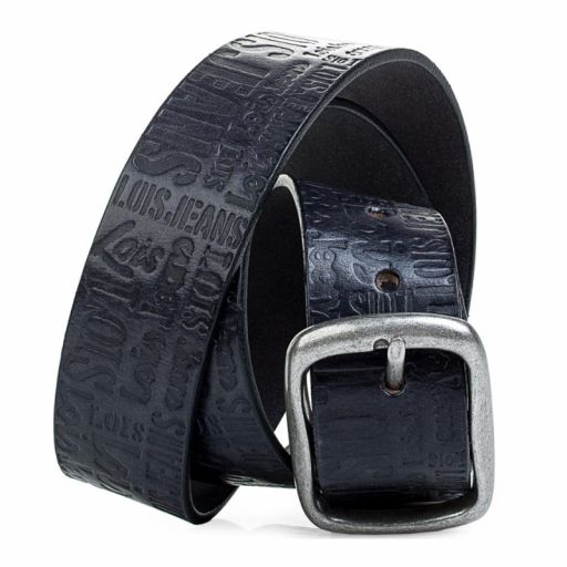 Lois Jeans Cinturón Unisex 49810-01