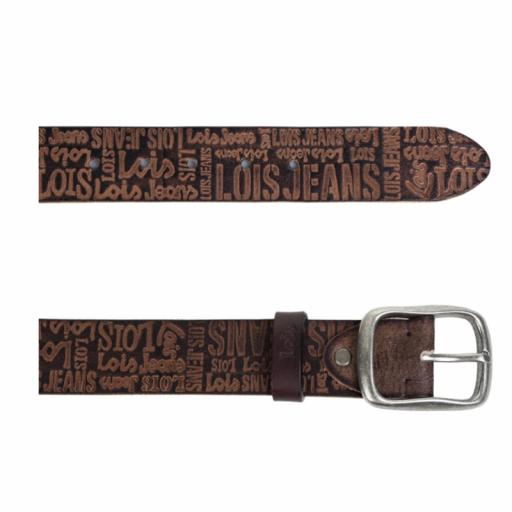 Lois Jeans Cinturón 49810-3 [1]