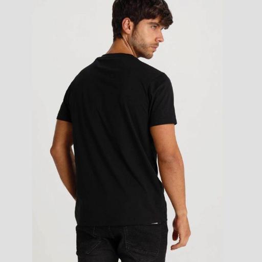 Six Valves Camiseta combinada 119807 [1]