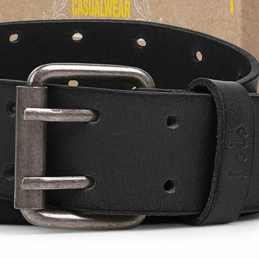 Lois Jeans Cinturón negro 501002-12 [2]