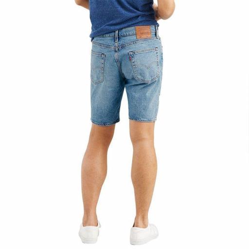 Levi´s 502 Taper Hemmed Short. Pantalón corto 32792 0038 [1]