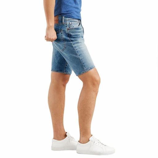 Levi´s 502 Taper Hemmed Short. Pantalón corto 32792 0038 [2]