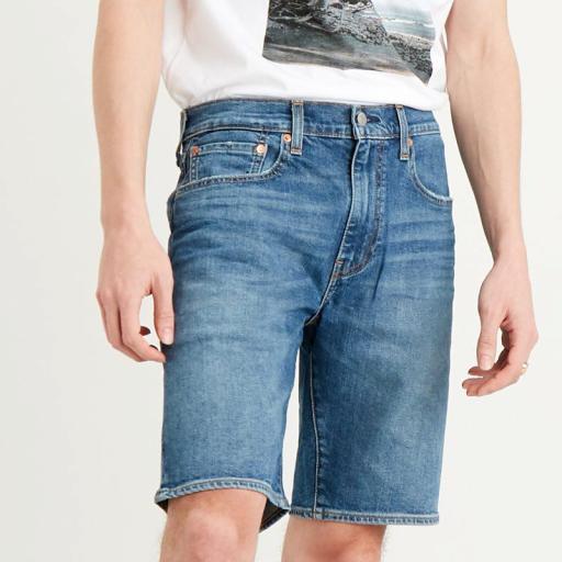 Levi´s 502 Taper Short Panettone short 32792-0062.Pantalón corto hombre [1]