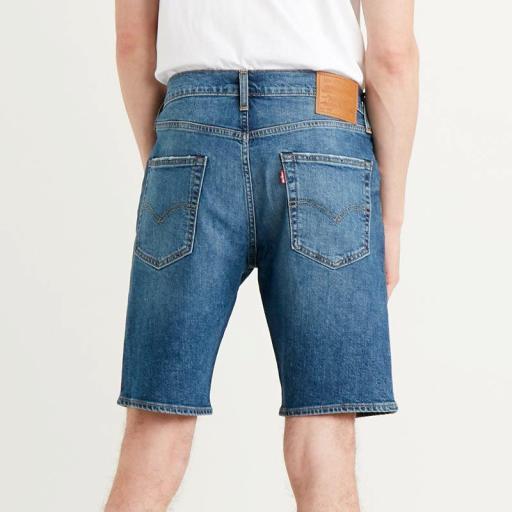 Levi´s 502 Taper Short Panettone short 32792-0062.Pantalón corto hombre [3]