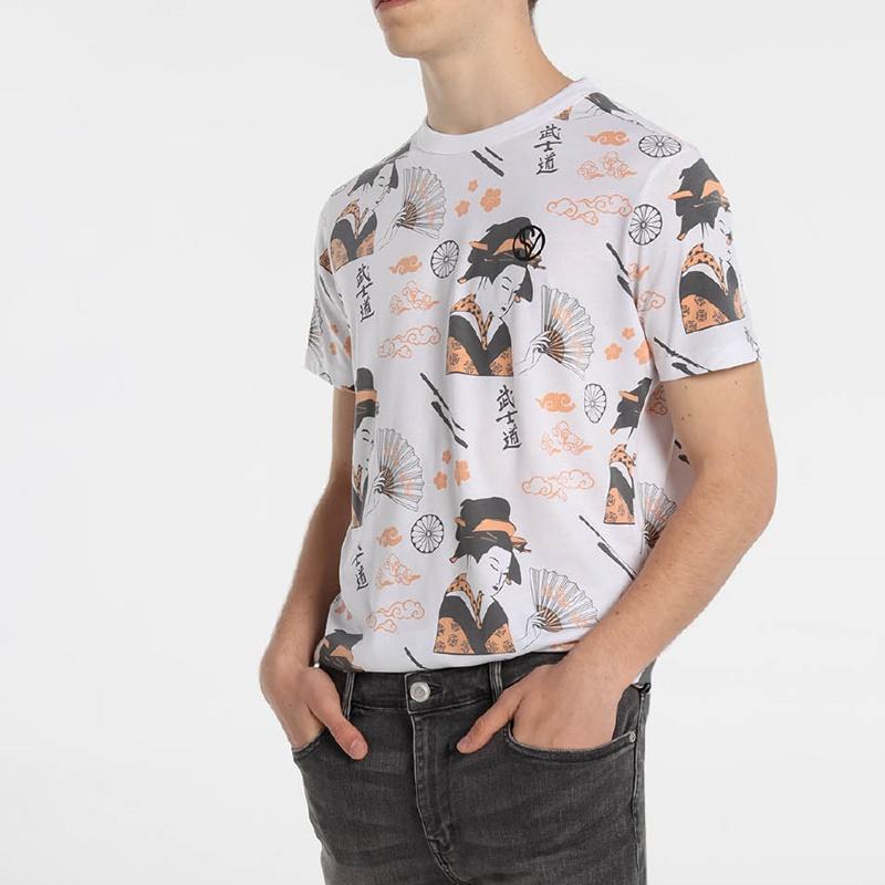Six Valves Camiseta Geisha II 121840