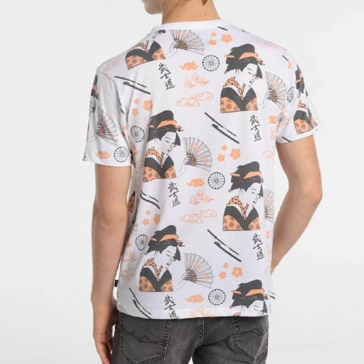 Six Valves Camiseta Geisha II 121840 [1]