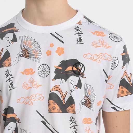 Six Valves Camiseta Geisha II 121840 [2]