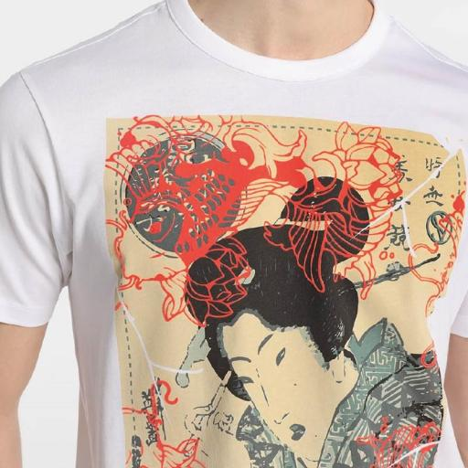 Six Valves Camiseta Geisha [2]