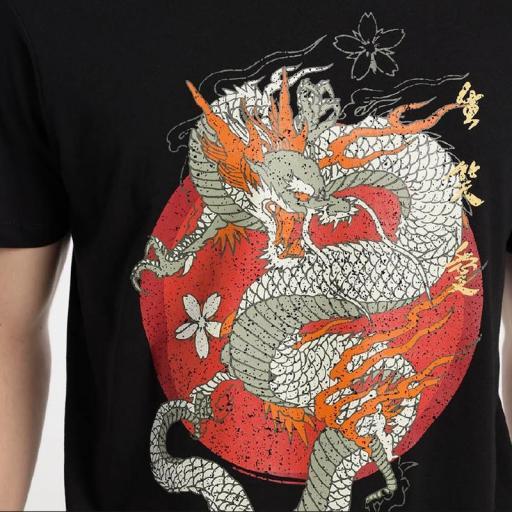 Six Valves Camiseta Dragón [2]
