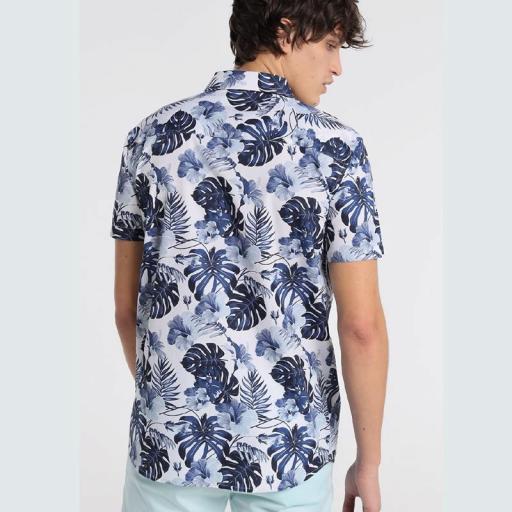 Six Valves Camisa Prit Tropical  [1]