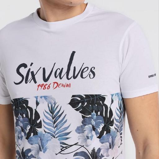 Six Valves Camiseta Tropical 121048 [2]