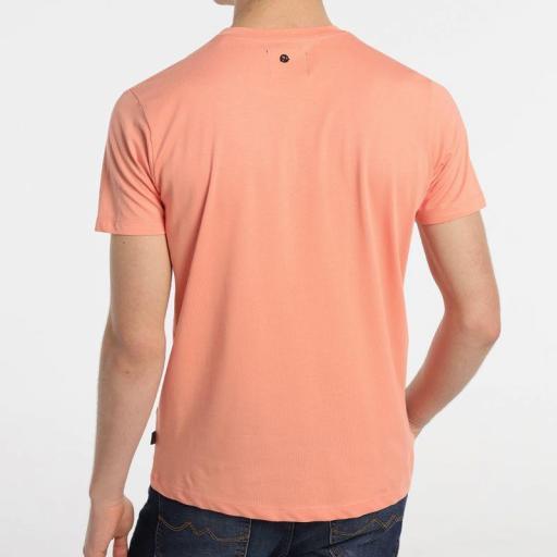 Six Valves Camiseta Logo Naranja 5089 222 315 [1]