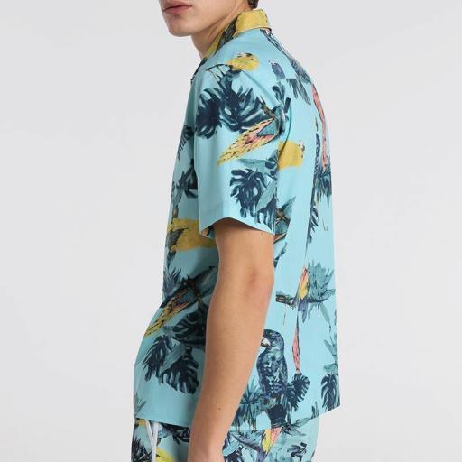 Six Valves Camisa Print Tropical 5092 226 111 [1]
