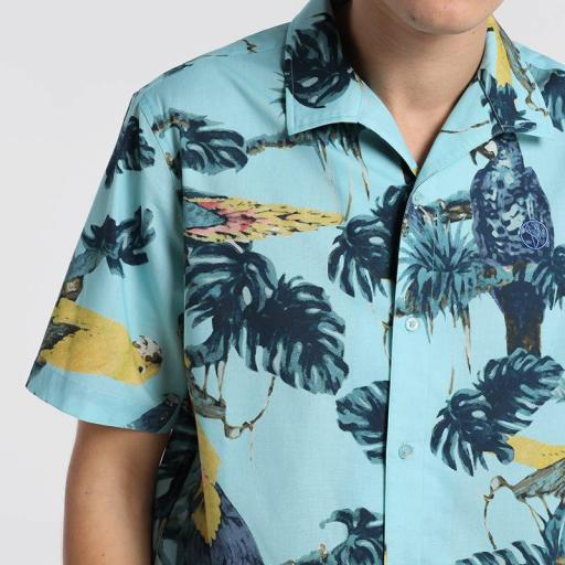 Six Valves Camisa Print Tropical 5092 226 111 [2]