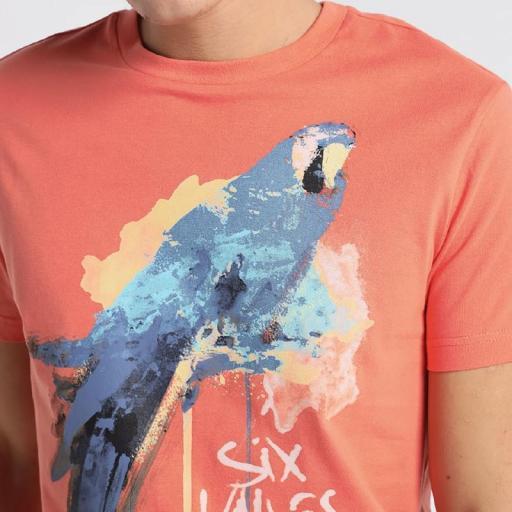 Six Valves Camiseta 121150 [2]