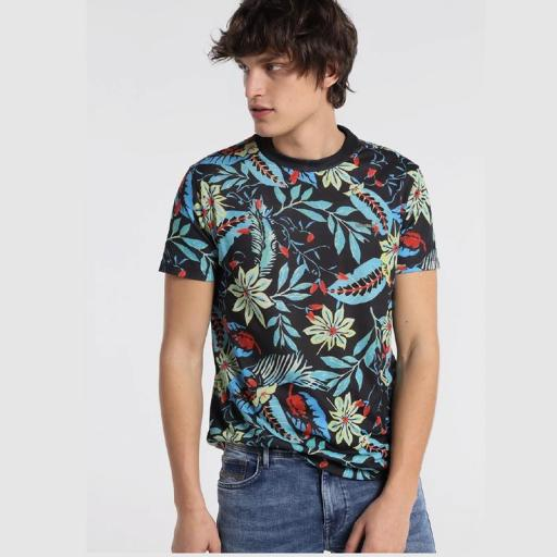 Six Valves Camiseta Full Print 121216 [0]