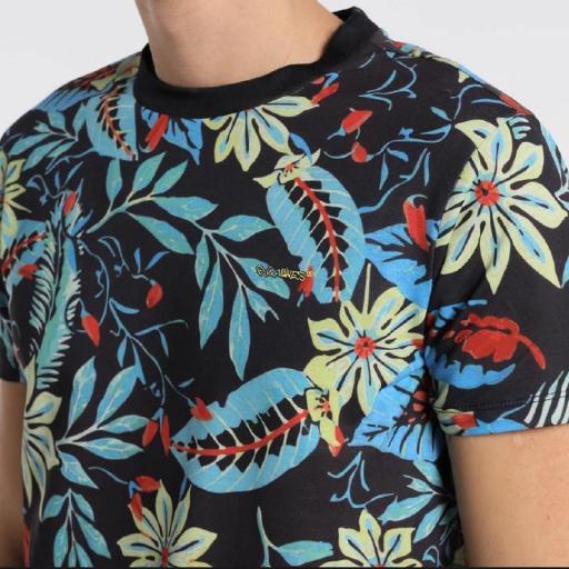 Six Valves Camiseta Full Print 121216