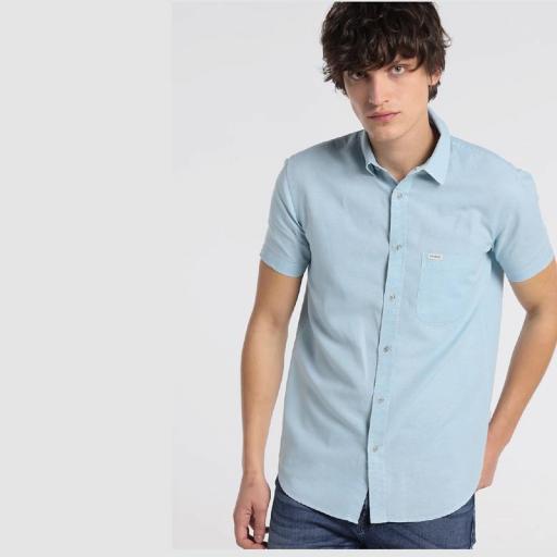 Six Valves Camisa hombre Line 120997 [0]