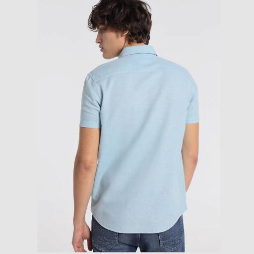 Six Valves Camisa hombre Line 120997 [1]