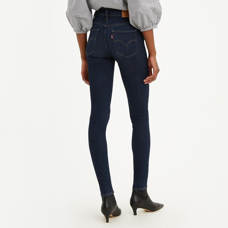 Levi's ® 720 High Rise Superskinny Jeans Deep Serenity 52797-0176. Vaquero mujer